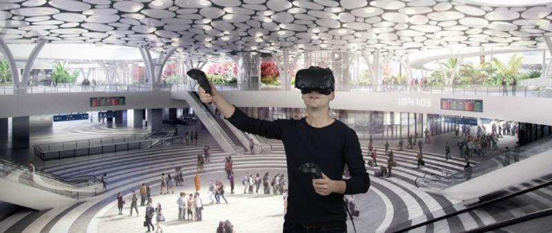 Mecanoo architecten proyectando arquitectura con realidad for Arquitectura virtual