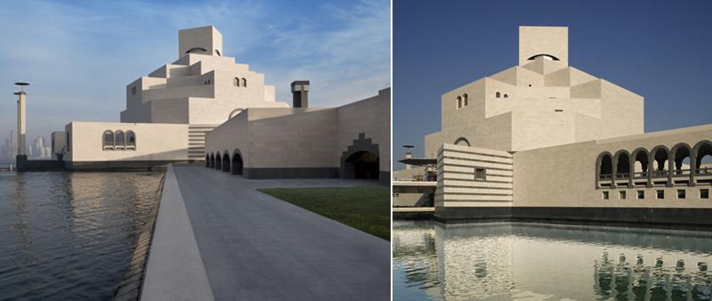 arquitectura, arquitecto, diseño, design, MIA, museo, museo de arte islámico, Qatar, Doha, costa, I. M. Pei