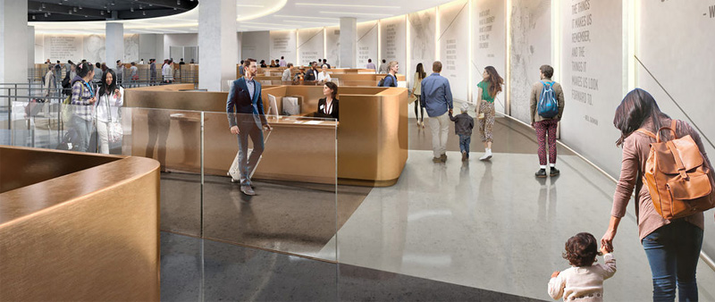 arquitectura, arquitecto, diseño, design, Broadway Malyan, Miami, Terminal de Cruceros, costa, transporte, Royal Caribbean Cruises Ltd