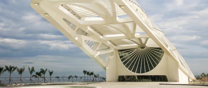 arquitecto, arquitectura, diseño, diseñador, design, designer, ingeniería, ingeniero, proyecto, premio, MIPIM, Santiago Calatrava, El Museu do Amanhã   , El Museo del Mañana, Río de Janeiro, museo, sostenibilidad, sostenible, Bernard Lessa
