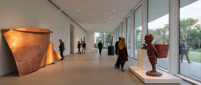 arquitectura, arquitecto, diseño, design, Foster + Partners, Museo Norton, Florida, EEUU, USA, Estados Unidos, rehabilitación, Marion Sims Wyeth, arquitectura cultural