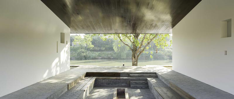 arquitectura, arquitecto, diseño, design, hotel, boutique, China,  Neri&Hu, Pedro Pegenaute, The Walled, Yangzhou