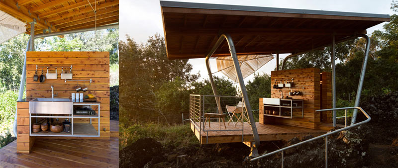 arquitectura, arquitecto, Hawaii, FLOAT, Outside House, Erin Moore, Oliver Koning, casa, vivienda, sostenible, madera