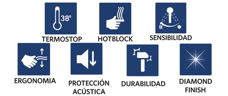 arquitecto, arquitectura, diseño, design, grifería, grifo, baño, termostático, ducha, Ramon Soler, España, sanitarios, materiales construcción, placa Superslim
