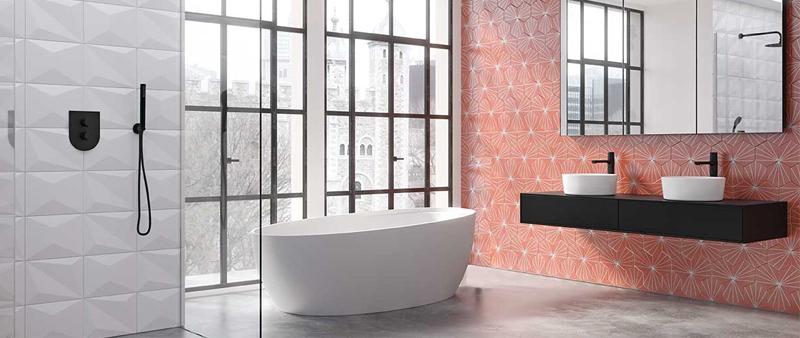 Arquitectura y Empresa, Ramon Soler, grifería, baño, construcción, interiorismo, IdéoBain, 2019, Francia, feria, diseño, Paris Nord Villepinte