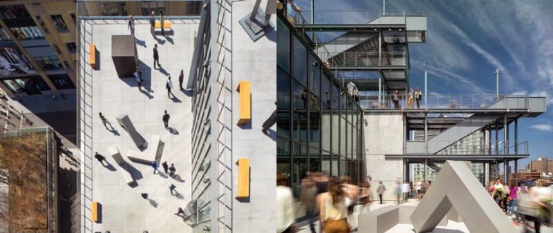 arquitectura, arquitecto, diseño, design, Nueva York, Museo, Whitney Museum of American Art, Renzo Piano, italiano, exposiciones, galería, 2015, Matthew Nielsen , Piet Oudolf, Meatpacking, Manhattan, New York, arte