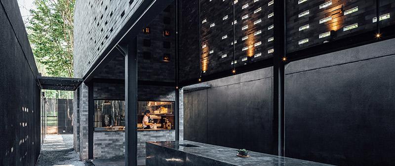 arquitectura, arquitecto, diseño, design, Secondfloor Architects, Yellow Submarine Coffee Tank, Thailandia, cafatería, espacio público, negocio, restauración, Ketsiree Wongwan