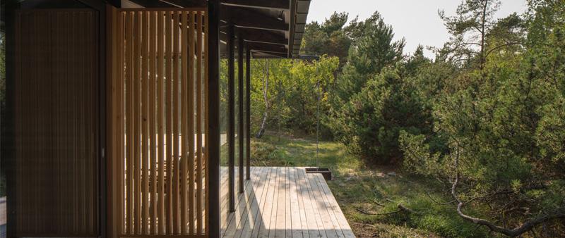 arquitectura, arquitecto, diseño, design, Suecia, Markus Linderoth, Sommarhus T, Johan Sundberg, arquitectura nórdica, arquitectura japonesa, minimalismo, minimal, madera, casa, vivienda, unifamiliar, casa de vacaciones