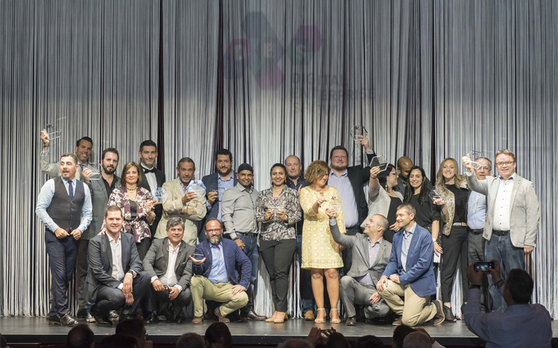 arquitectura, arquitecto, diseño, design, Best Digital Transformation Enterprise, DES - Digital Enterprise Show, Sonae Arauco, 2019, premio, European Digital Mindset Awards