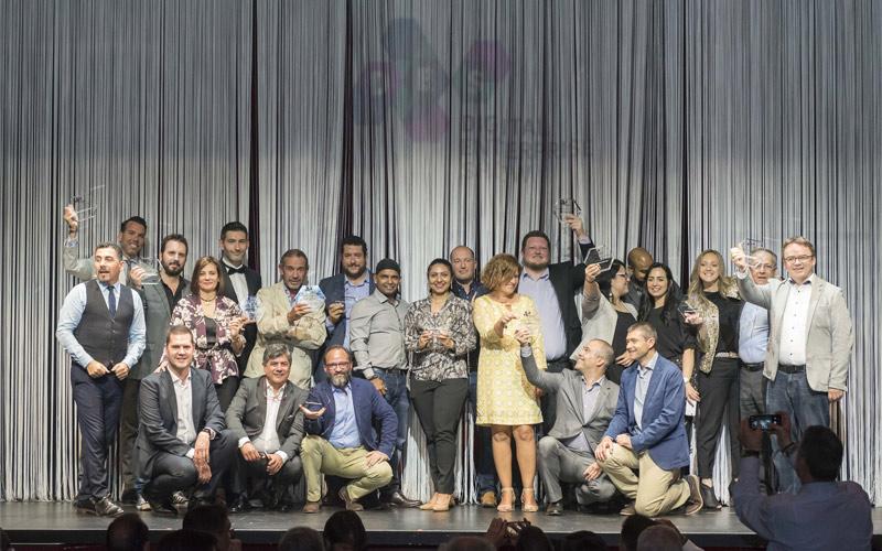 arquitectura, arquitecto, diseño, design, Best Digital Transformation Enterprise, DES - Digital Enterprise Show, Sonae Arauco, 2019, premio, European Digital Mindset Awards
