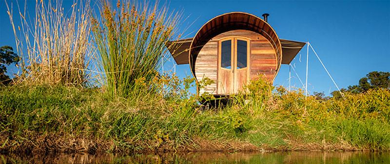 arquitectura, arquitecto, diseño, design, living big in a tiny house, Steve Areen, minimalismo, mini viviendas, casa, Unity Wagon
