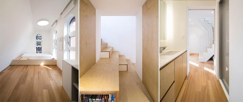arquitectura, arquitecto, diseño, design, STPMJ, vivienda, arquitectura residencial, Seúl, Corea, minimalismo, minimal, arquitectura en altura, Five Storey House