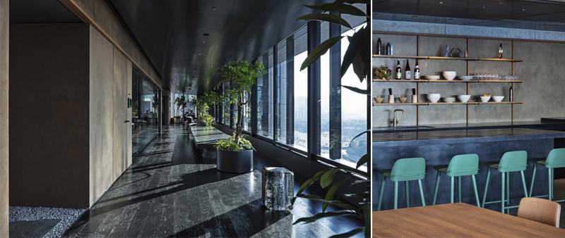 arquitectura y empresa, arquitecto, diseño, design, Japón, oficinas, espacios de trabajo, Tokio, Tokyo, Suppose Design Office, Slack