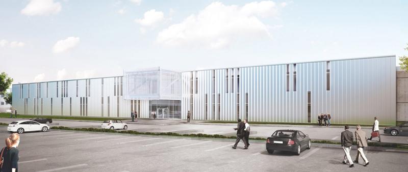 arquitectura, arquitecto, diseño, design, TEN Arquitectos, Nasa, oficinas, agencia espacial, Ohio, EEUU