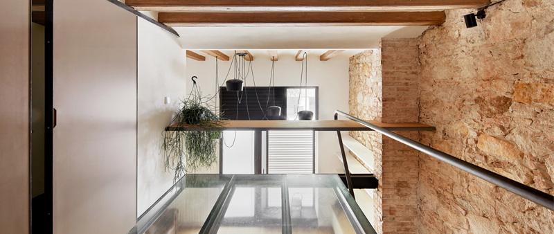 arquitectura, arquitecto, diseño, design, Valentí Albareda, Barcelona, apartamento, triplex, almacén, España, vivienda, unifamiliar, arquitectura residencial