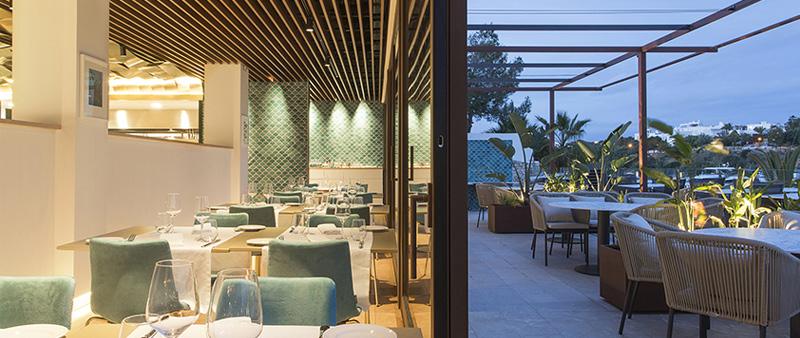 arquitectura, arquitecto, diseño, design, restaurante, Mallorca, costa, mar Mediterráneo, Vicenç Mulet, VMA, Cala D'Or, Marina, Sa Llotja