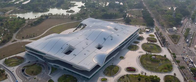 arquitectura, arquitecto, diseño, design, Mecanoo Architects, Iwan Baan, Centro Nacional de las Artes, Weiwuying, Taiwán, Kaohsiung, Asia