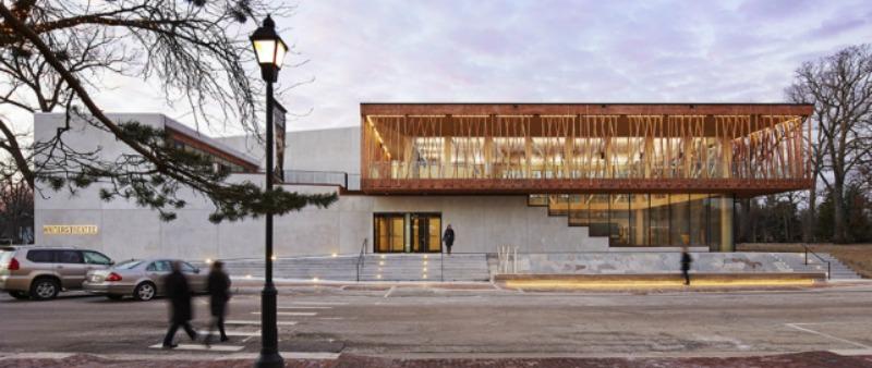 arquitectura, arquitecto, diseño, design, teatro, ocio, centro cultural, Studio Gang, Writers Theatre, Chicago, USA, Estados Unidos, grandes despachos, arquitectura y empresa