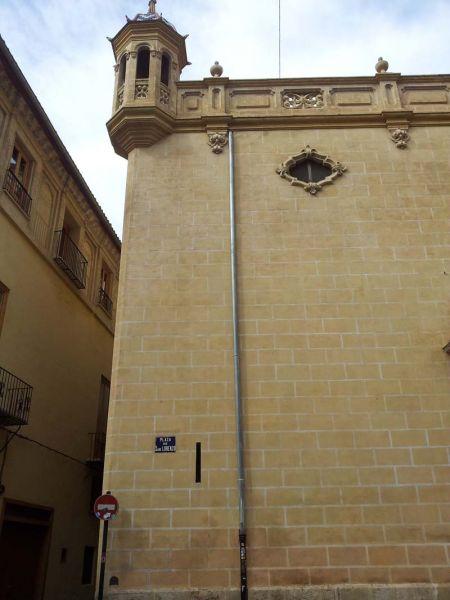 arquitectura iglesia de san lorenzo