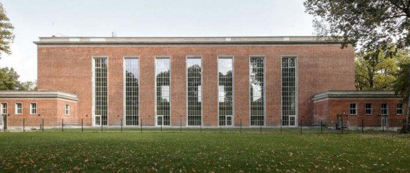 Veauthier meyer architekten andreas veauthier y dr for Metros piscina olimpica