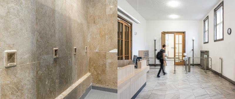 arquitectura, arquitecto, diseño, design, rehabilitación, restauración, piscina, olímpica, Veauthier Meyer Architects, Berlín, Alemania