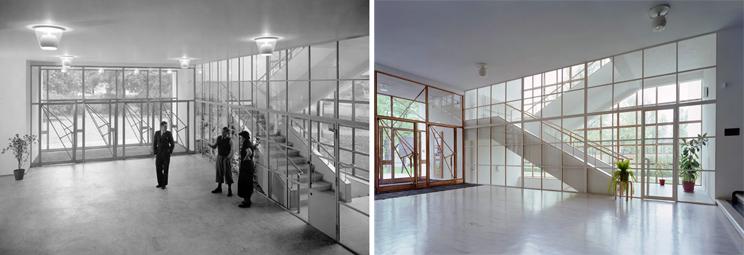 pese al que la biblioteca tuvo y trajo al arquitecto su historia cuenta una lucha continua por la superando una