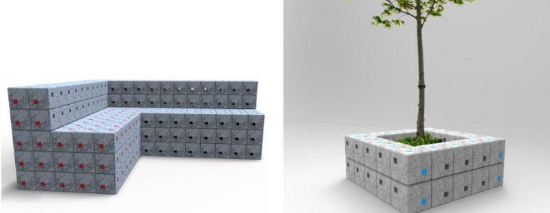 bio arquitectura_wasted_bloques de plástico reciclado_creaciones_2