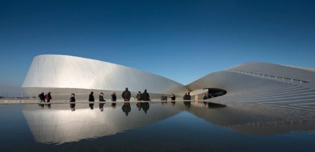 The Blue Planet, 3XN arquitectos, Acuario Dinamarca, Copenaghen