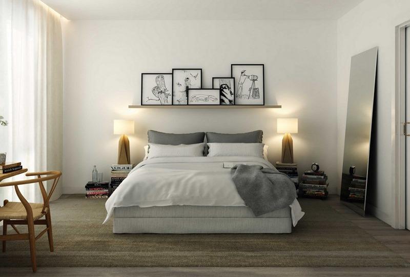Dormitorios Con Cabeza Ideas Para Decorar El Cabecero De