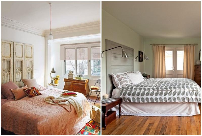 Dormitorios con cabeza ideas para decorar el cabecero de la cama arquitectura - Decorar cabeceros de cama ...