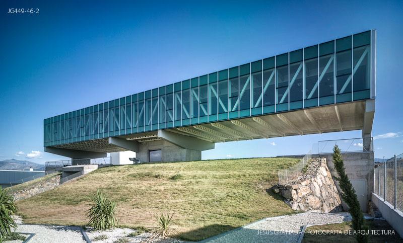 Sede de la c mara de comercio de ja n er arquitectos - Arquitectos en jaen ...
