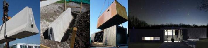 Casa, Contenedor, Container, Chile, Sebastián Irarrázaval, Oruga