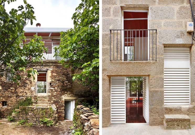 De casa en ruina a casa luz arquitectura g arquitectura for Reformas de fachadas en palma