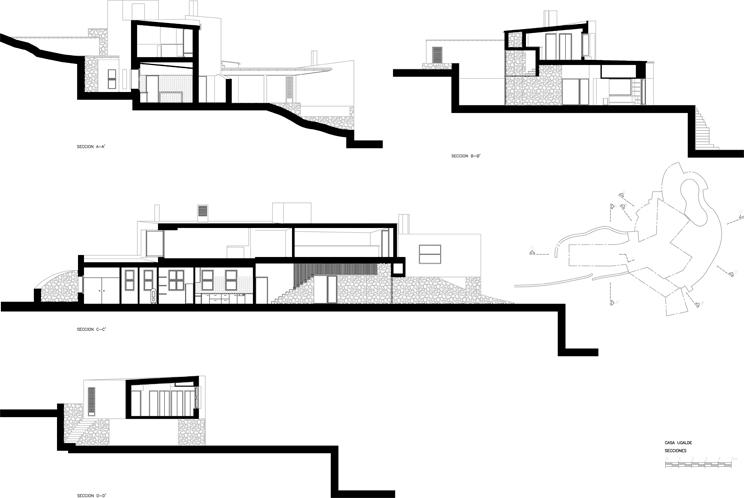 casa ugalde una vivienda infinita