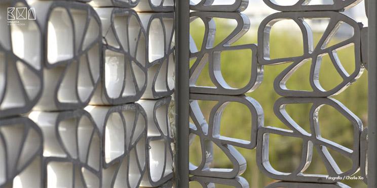 Celos as cer micas arquitectura - Celosias de hierro ...