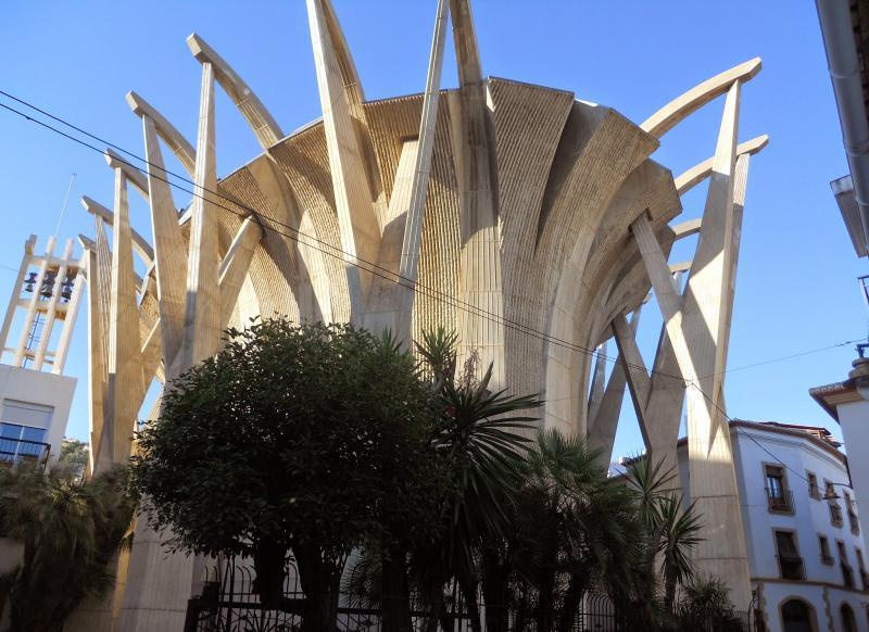 Ingeniero, Gómez Perretta, arquitecto, Fernando García Ordoñez, Valencia