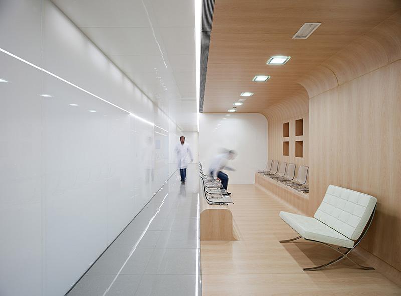 Cl nica dental en m laga por estudio arquitectura hago arquitectura - Estudios de arquitectura en malaga ...