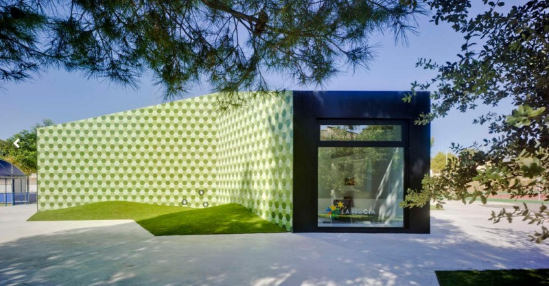 Crystalzoo premio Architizer A+ Awards