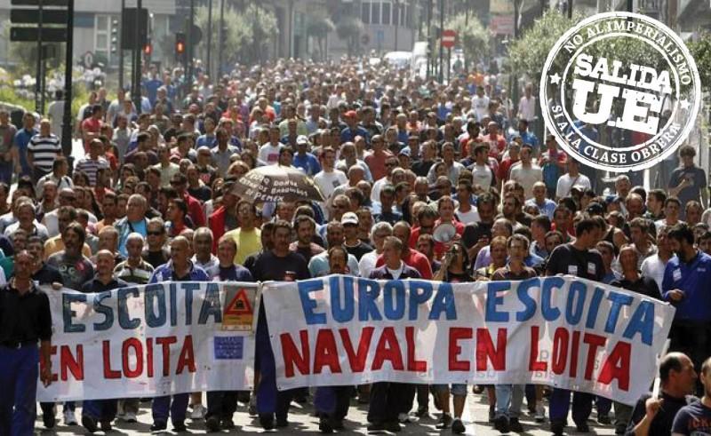 Decadencia Europa Crisis