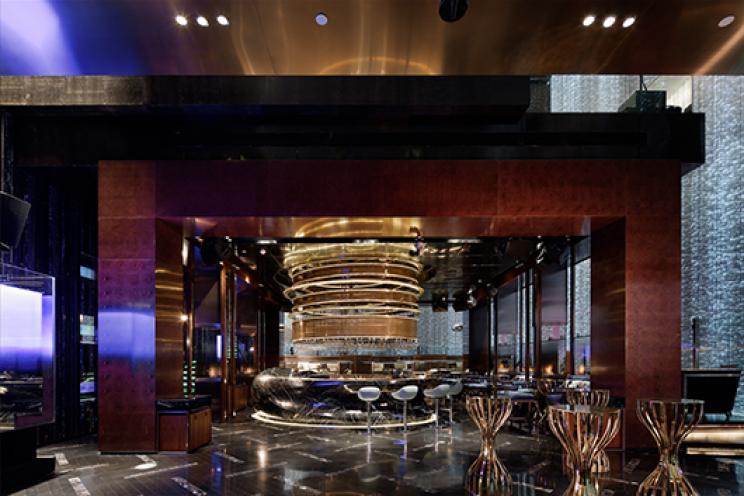 Diseño, design, 2014, Molteni & C., Poggenpohl, cocinas, Grovemade, I-Phone, madera, Fei Ultralongue del Hotel W, China,  Odo Fioravanti, Pianca, silla, CoeLux, luz