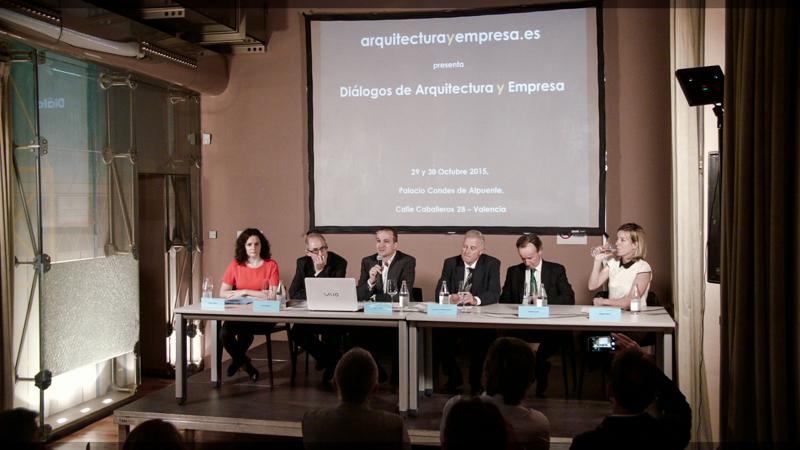 dialogos, arquitectura, empresa, evento, valencia