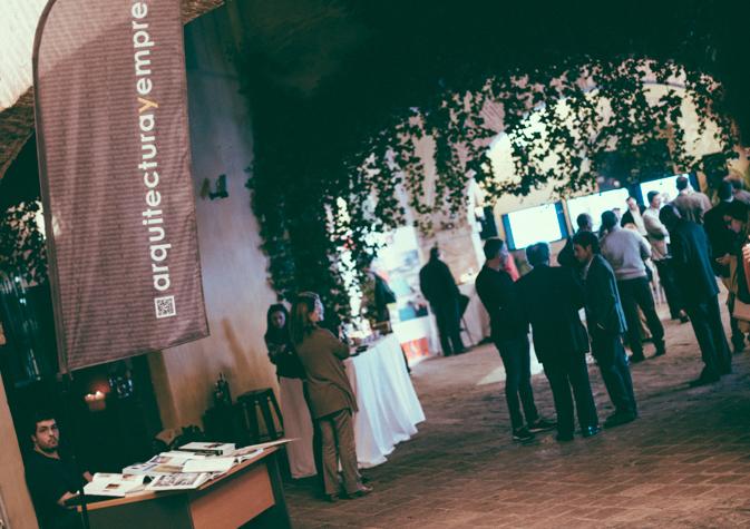 Arquitectura y empresa, evento, valencia, jornadas, dialogos