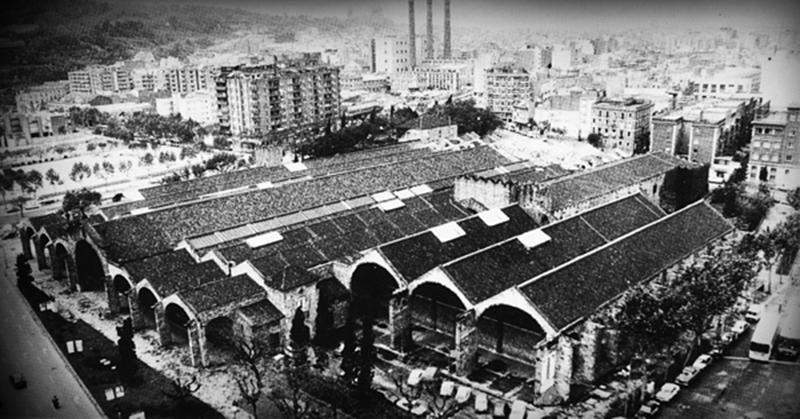 Drassanes-Barcelona-Arquitectura y Empresa