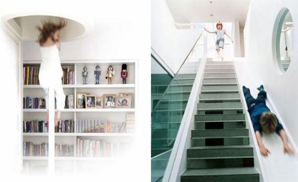 Las escaleras m s originales e innovadoras arquitectura for Tipos de escaleras para casa habitacion
