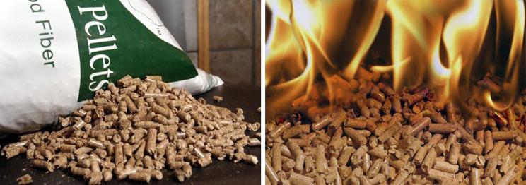 Ecolog a y ahorro sin renunciar al dise o arquitectura for Estufa pellets pequena