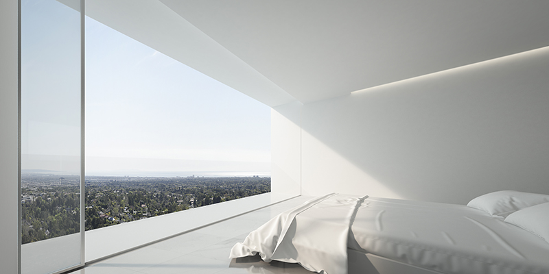 FRAN SILVESTRE ARQUITECTURA_HOUSE IN HOLLYWOOD HILLS