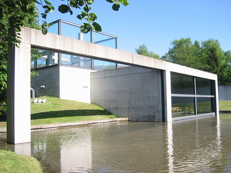 La iglesia del agua tadao ando arquitectura - Eau arquitectura ...