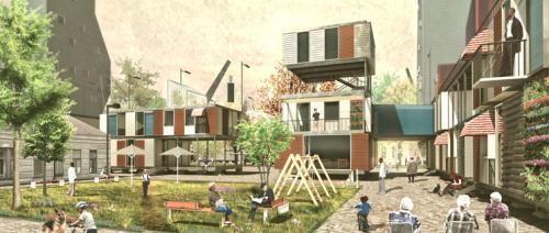 Concurso Nacional Arquitecturayempresa para Proyectos Fin de Carrera