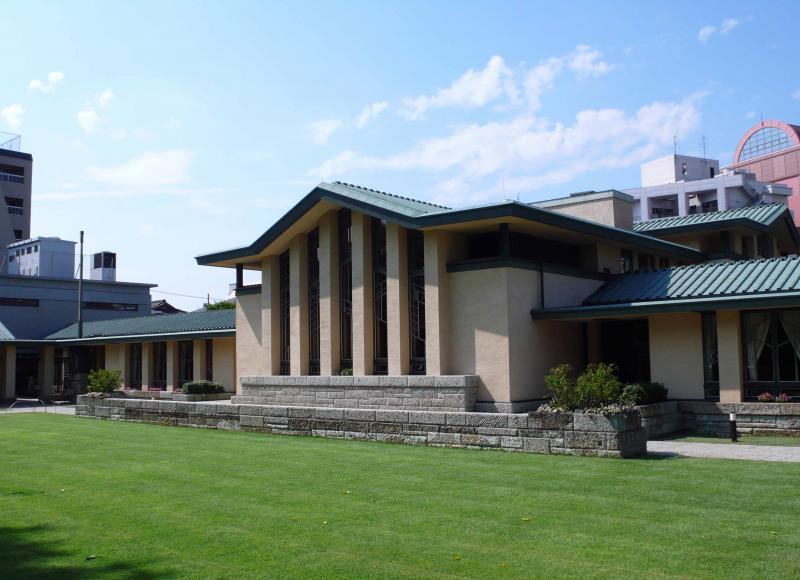 KENGO KUMA, Bauhaus, Le Corbusier, Frank Lloyd Wright