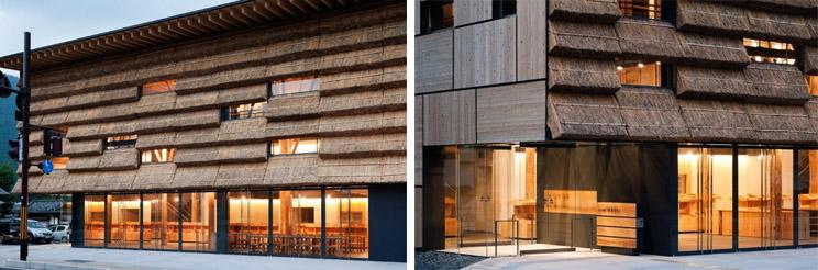 La paja en la arquitectura actual construction21 - Material construccion barato ...